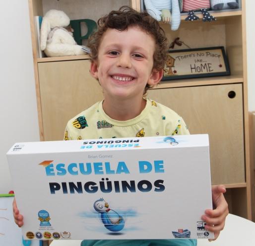 Escuela de Pingüinos Pol