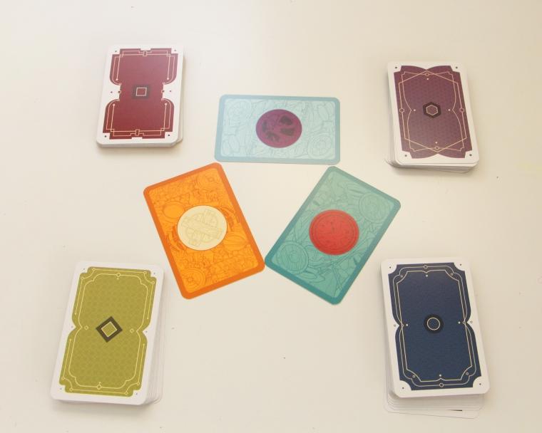 Nimble cartas