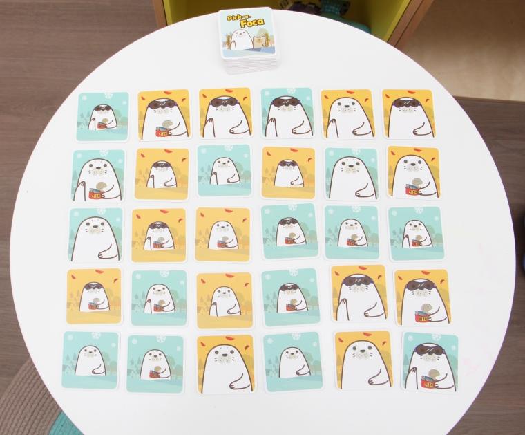 Pick a foca mesa