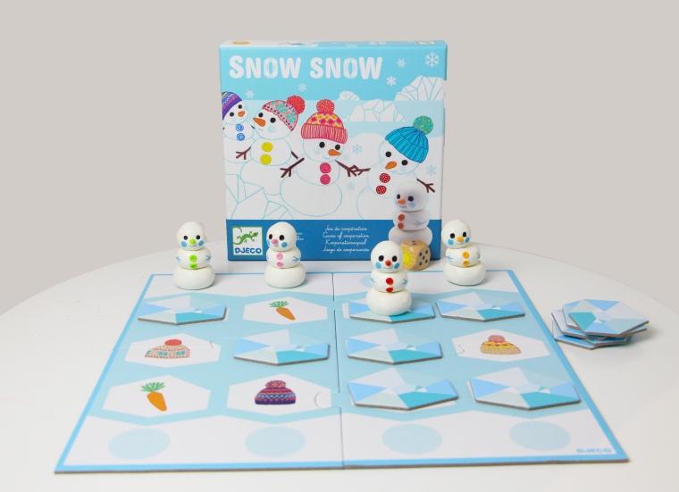 componentes snow