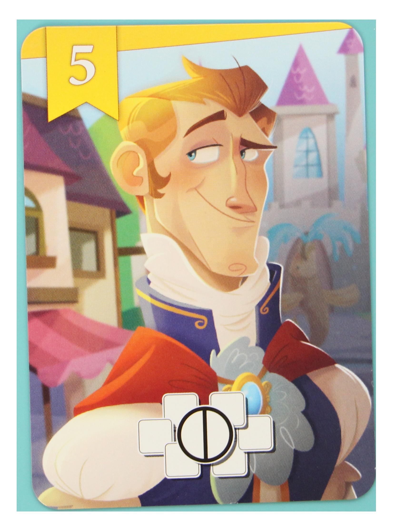 Rey principe par